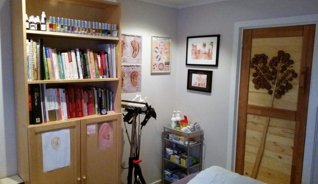 Bilde fra klinikken